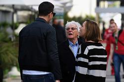 Bernie Ecclestone, Claire Williams, Subdirector de William Team