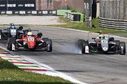 Callum Ilott, Prema Powerteam, Dallara F317 - Mercedes-Benz, #27