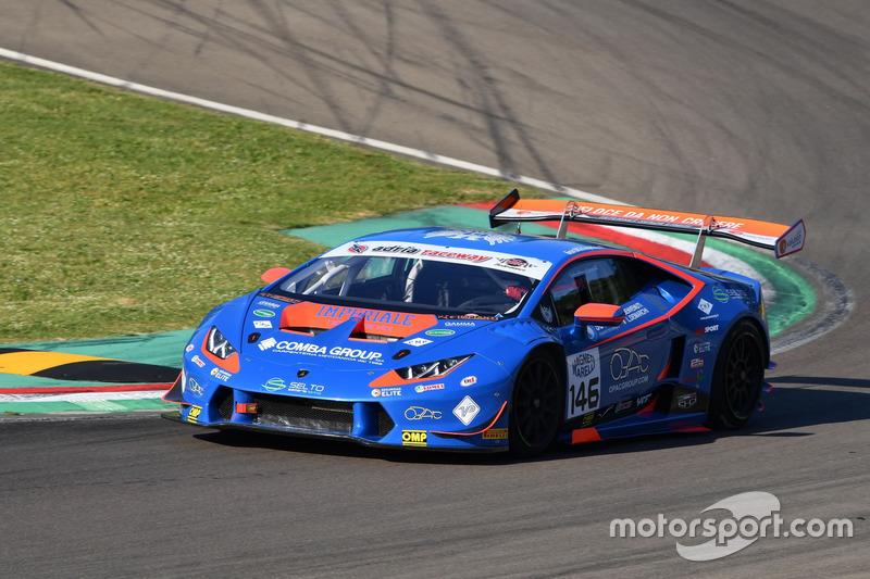 Lamborghini Huracan S.GTCup #146, Imperiale Racing: Benvenuti-De marchi