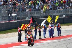 Le deuxième, Dani Pedrosa, Repsol Honda Team