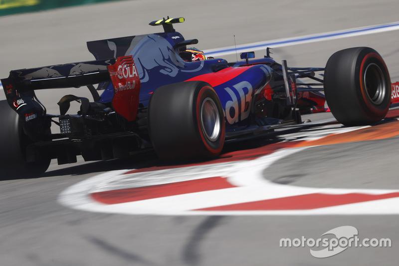 10e : Carlos Sainz (Toro Rosso)