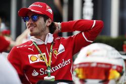 Antonio Giovinazzi, pilote de développement Ferrari