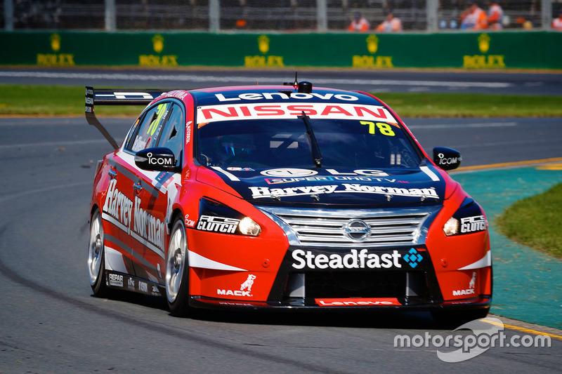 #78: Simona de Silvestro, Nissan Motorsports