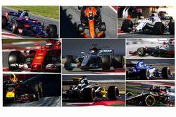 Assembling of 2017 cars