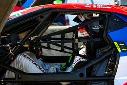 #68 Ford Performance Chip Ganassi Racing Ford GT: Stefan Mücke