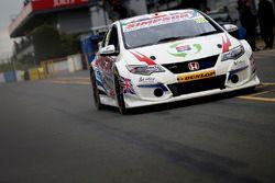 Matt Simpson, Simpson Racing, Honda Civic Type R