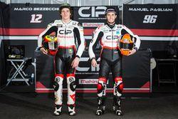 Marco Bezzecchi, CIP-Unicom Starker; Manuel Pagliani, CIP-Unicom Starker