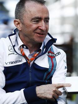 Paddy Lowe, Williams-Technikchef