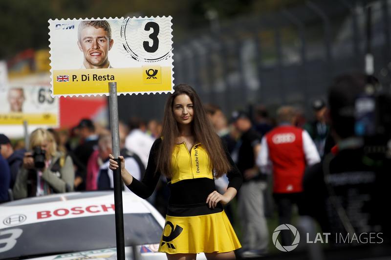 Грід-гьол Пола ді Рести, Mercedes-AMG Team HWA, Mercedes-AMG C63 DTM