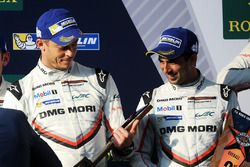 2. Neel Jani, Andre Lotterer, Nick Tandy, Porsche Team