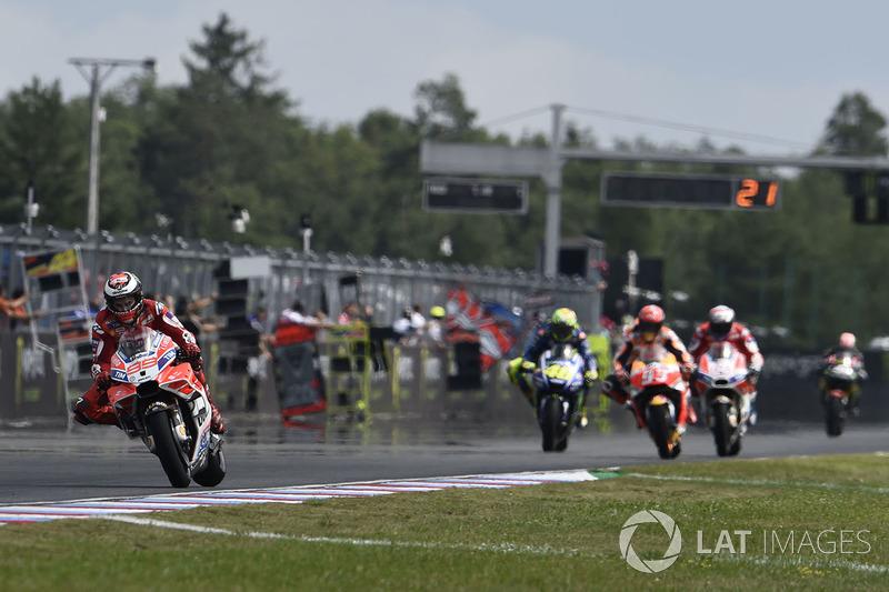 1. Jorge Lorenzo (Ducati)