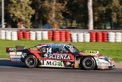 Norberto Fontana, Nicolas Trosset, Jose Ciantini, JP Carrera Chevrolet