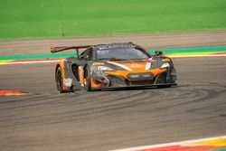#188 Garage 59 McLaren 650 S GT3: Alexander West, Chris Goodwin, Chris Harris, Bradley Ellis