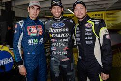 Emanuel Moriatis, Ayrton Londero, Joel Gassmann, Martinez Competicion Ford