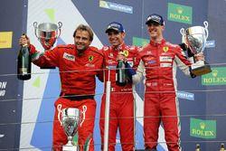 1. GTE-Pro: James Calado, Alessandro Pier Guidi, AF Corse