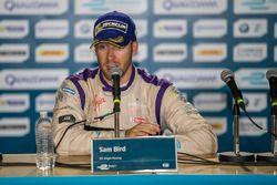 Press conference: winner Sam Bird, DS Virgin Racing