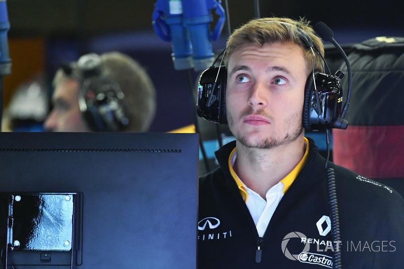 Сергій Сироткін, Renault Sport F1 Team