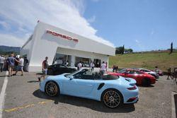 Hospitality Porsche