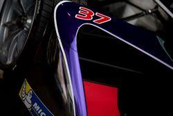 Jose Maria Lopez, DS Virgin Racing, detail
