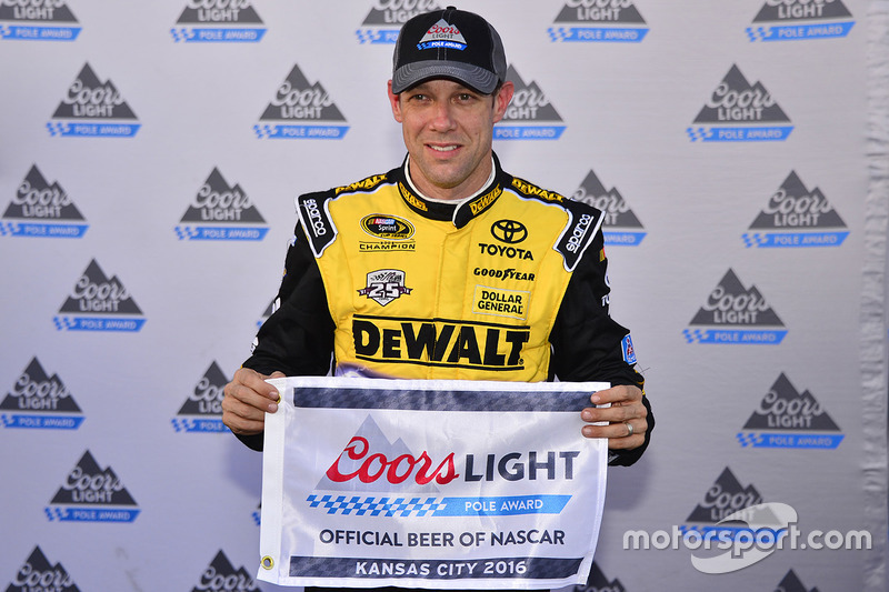 Kansas City: Matt Kenseth (Gibbs-Toyota)