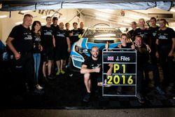 Campione 2016, Josh Files, Target Competition, Honda Civic TCR