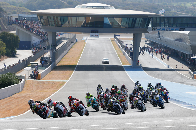 CEV Moto2 Jerez, Spanyol 2016