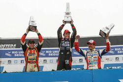 Mariano Werner, Werner Competicion Ford, Guillermo Ortelli, JP Racing Chevrolet, Juan Martin Trucco, JMT Motorsport Dodge