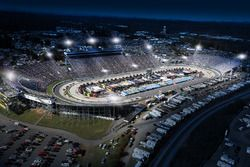 Martinsville Speedway will be the first major motorsports facility to install LED lights