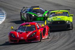 #45 Racers Edge SIN R1 GT4: Scott Heckert, Chris Beaufait