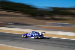 #14 GMG Racing Porsche 911 GT3R: Alec Udell, Brent Holden