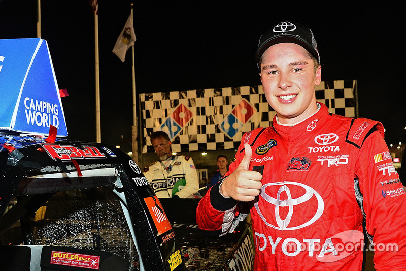 Sieger Christopher Bell, Kyle Busch Motorsports, Toyota