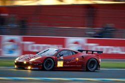 #62 Scuderia Corsa, Ferrari 458 Italia: Bill Sweedler, Jeff Segal, Townsend Bell