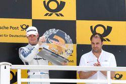 Podio: tercer lugar Paul Di Resta, Mercedes-AMG Team HWA, Mercedes-AMG C63 DTM