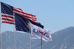 Utah Motorsports Campus flags