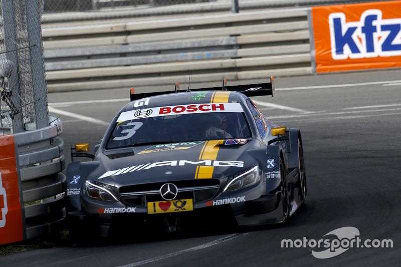 5. Paul Di Resta, Mercedes-AMG Team HWA, Mercedes-AMG C63 DTM