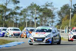 Daniel Fresnedo, Peugeot Petrobras