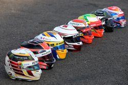 Cascos Bell, Kevin Magnussen, Renault Sport F1 Team