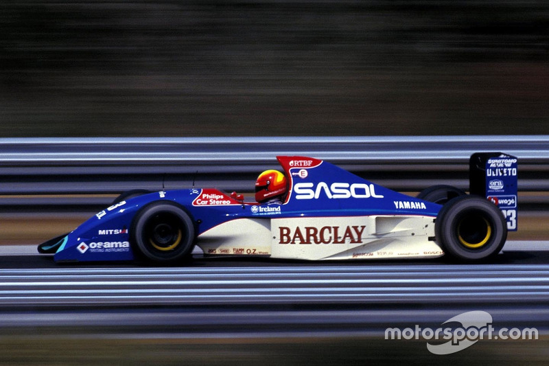 1992: Jordan 192