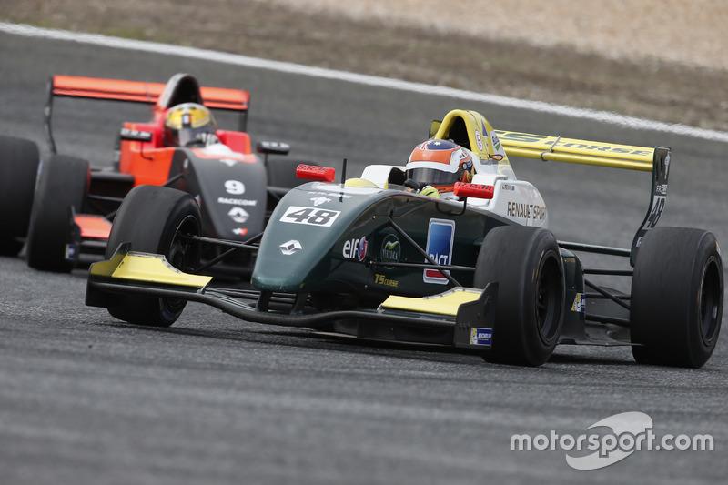 Alexander James Peroni, A.S.D. TS Corse