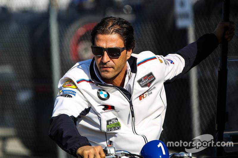 Lucas Luhr, BMW Team RLL
