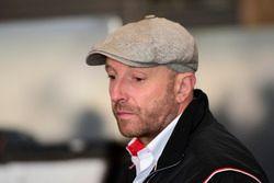 Vincent Vosse Team owner #47 Team WRT, Ligier JS P2 - Judd