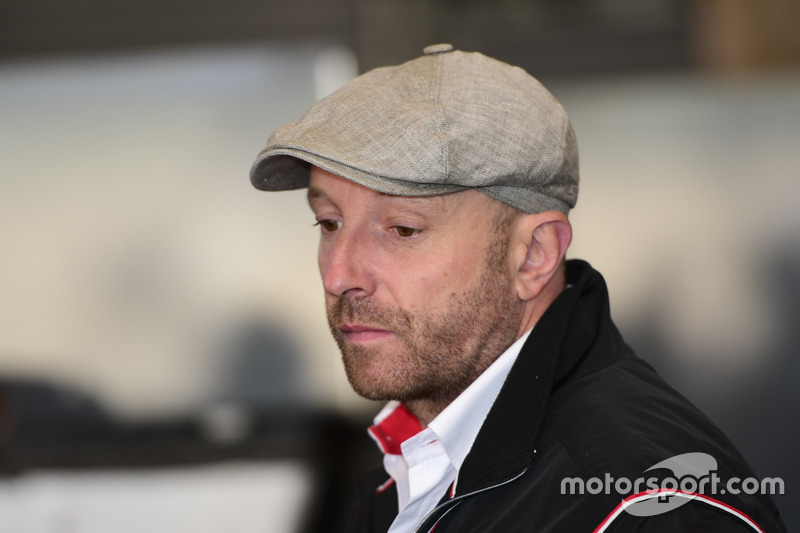 #47 Team WRT, Ligier JS P2 - Judd: Vincent Vosse, Teambesitzer