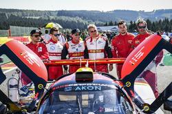 #8 Race Performance Ligier JSP3 - Nissan: Marcello Marateotto, Giorgio Maggi, Bert Longin