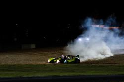 Ausritt: #7 Starworks Motorsports, ORECA FLM09: James Dayson, Quinlan Lall, Stefano Coletti