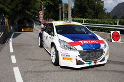 Paolo Andreucci, Peugeot 208 T16 R5