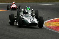 #12 Cooper T53 (1960): Rudi Friedrichs