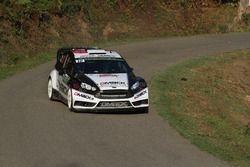 Ott Tanak, Raigo Molder, Ford Fiesta RS WRC, DMACK World Rally Team
