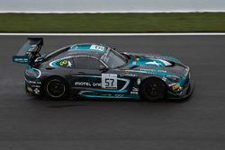 #57 Black Falcon Mercedes-AMG GT3: Hubert Haupt, Andreas Simonsen, Adam Christodoulou
