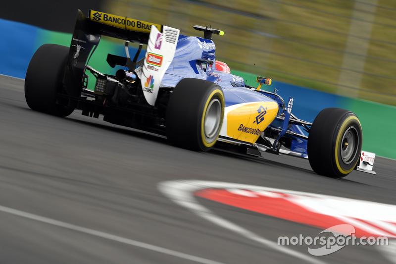 Felipe Nasr, Saber C35
