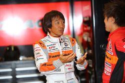 #55 Autobacs Racing Team Aguri BMW M6 GT3: Shinichi Takagi